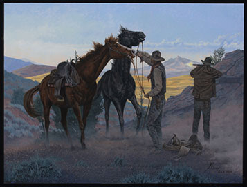 Western Art, western art prints, western art paintings